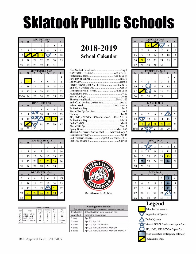 2019 20 district calendar revised 119 pdf format click to download or print